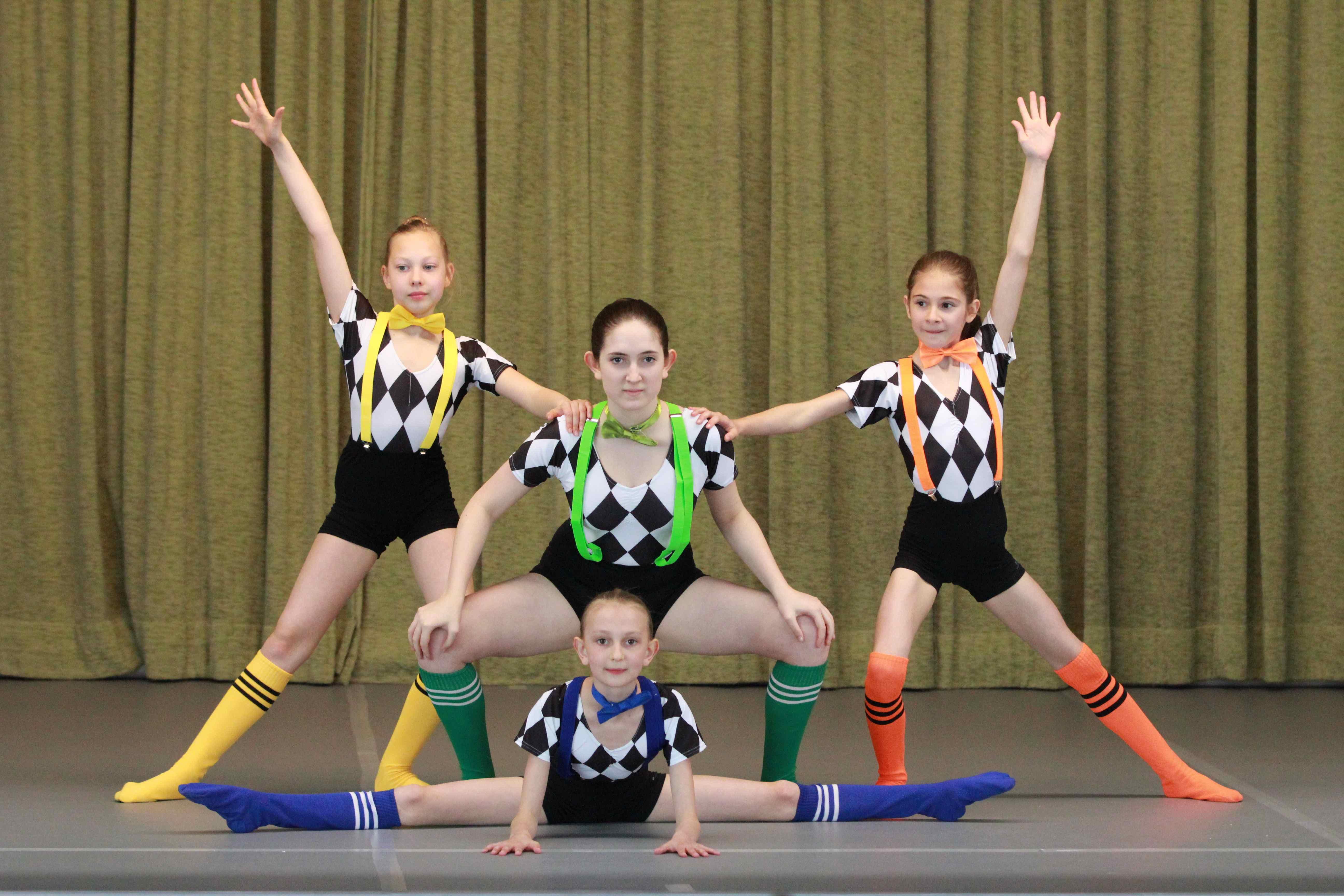 Ballettschule Kaiserslautern Aufführung 2017