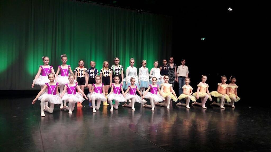Ballettschule Kaiserslautern – Juni 2017 – Tanzschulfest am Pfalztheater